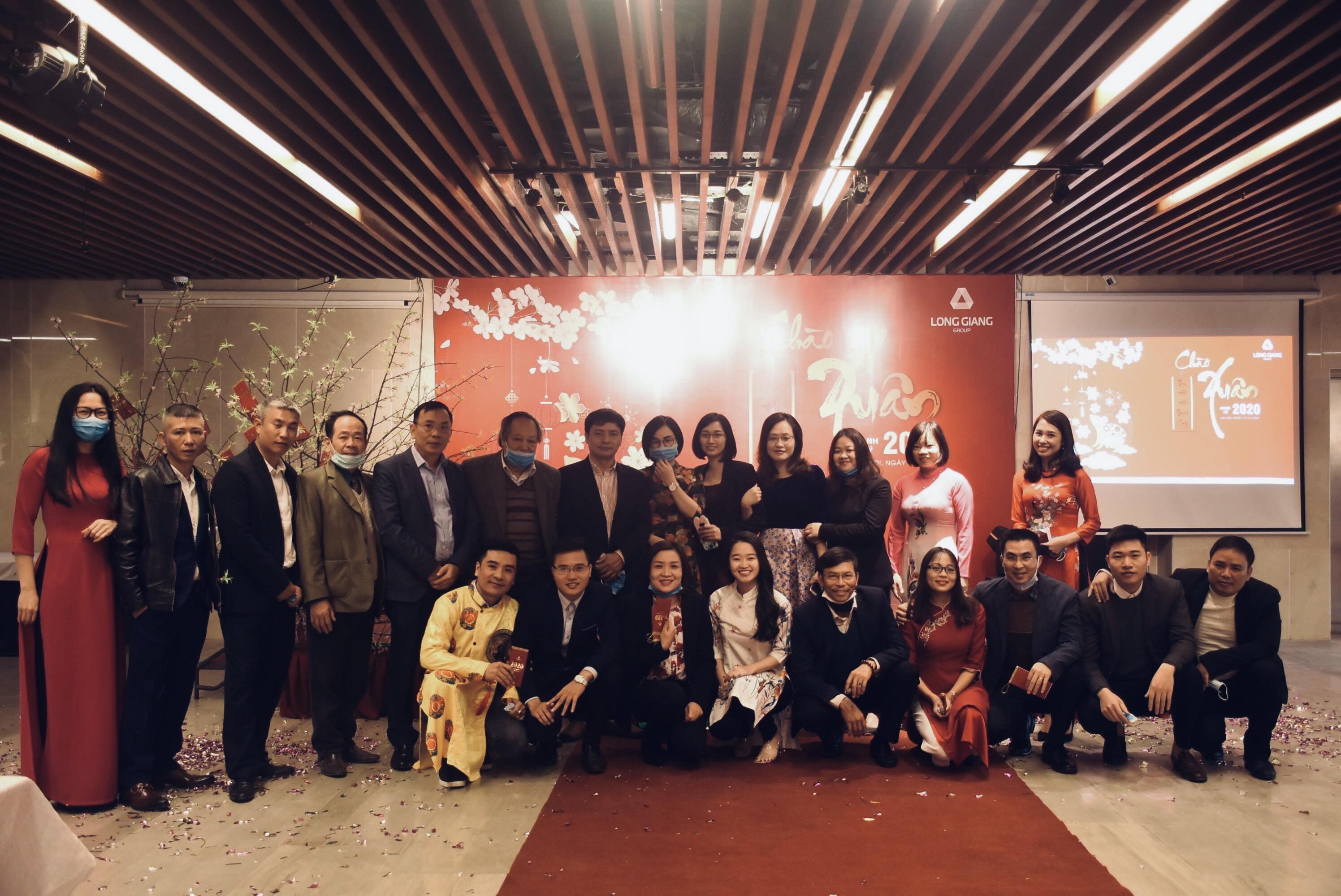 """Long Giang Group khai xuân Canh Tý 2020:  """"Nhiệm vụ quan trọng nhất lúc này là phòng chống dịch"""